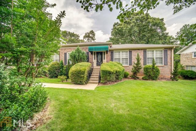 3341 Post Oak Tritt Rd, Marietta, GA 30062 (MLS #8611144) :: Rettro Group