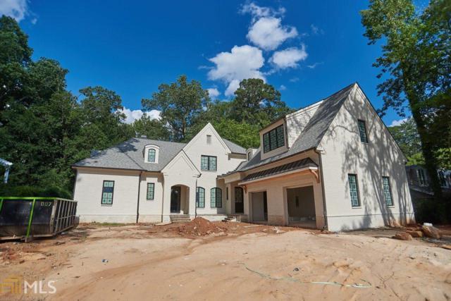 4075 Peachtree Dunwoody Rd, Atlanta, GA 30342 (MLS #8611451) :: RE/MAX Eagle Creek Realty