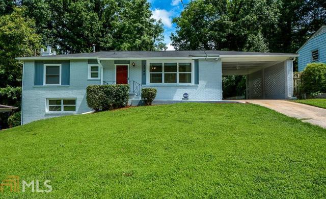 3745 NW Crosby Drive Nw, Atlanta, GA 30331 (MLS #8611464) :: RE/MAX Eagle Creek Realty
