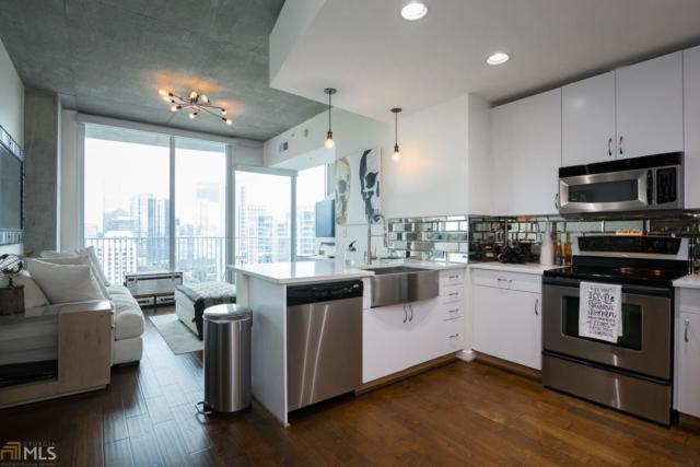 860 Peachtree St #1715, Atlanta, GA 30308 (MLS #8612046) :: Rettro Group
