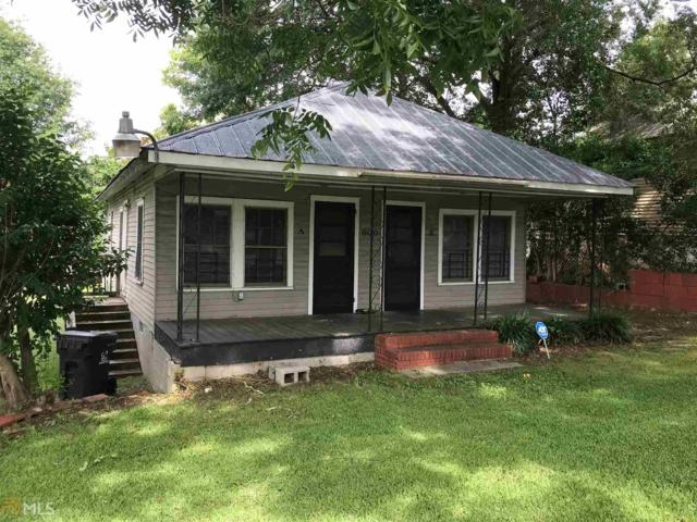 600 N Wayne St, Milledgeville, GA 31061 (MLS #8612540) :: Buffington Real Estate Group