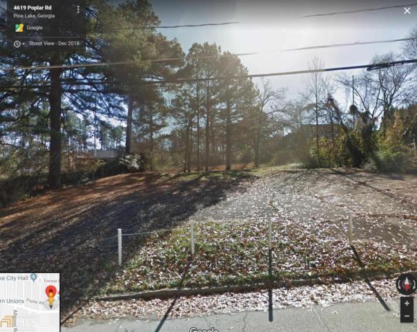 4619 Poplar, Pine Lake, GA 30072 (MLS #8612926) :: Team Cozart