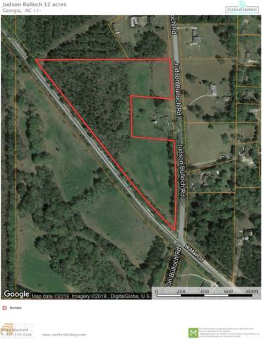 0 Judson Bulloch Rd, Warm Springs, GA 31830 (MLS #8613548) :: The Heyl Group at Keller Williams
