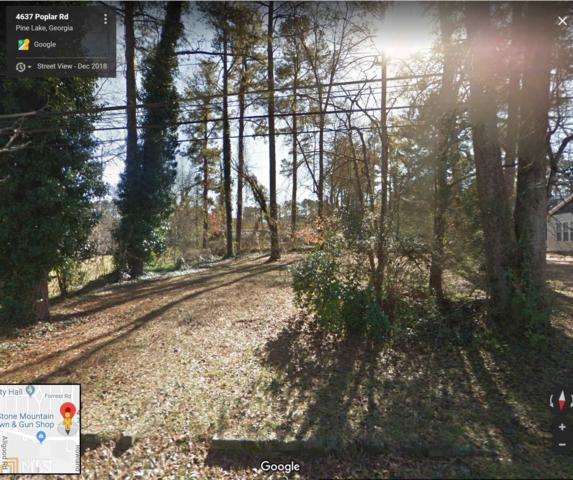 4637 Poplar, Pine Lake, GA 30072 (MLS #8613614) :: Team Cozart