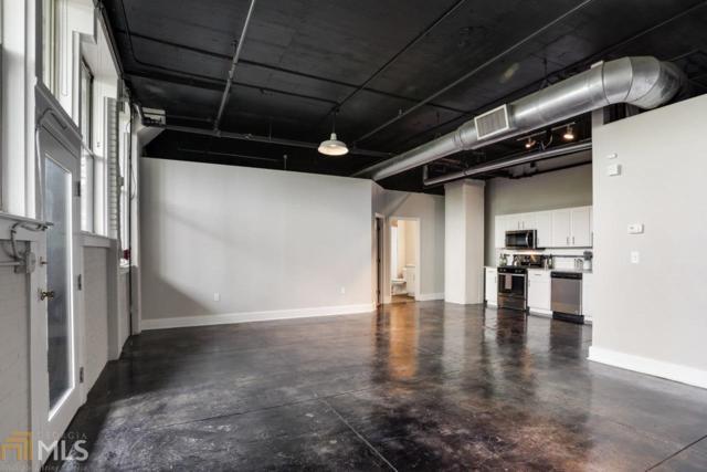 505 Whitehall St #104, Atlanta, GA 30303 (MLS #8613841) :: Rettro Group