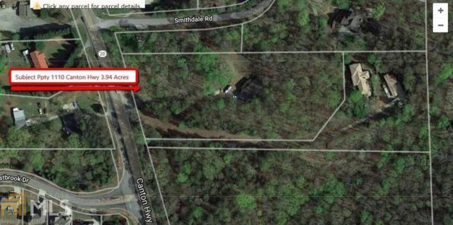 1110 Canton Hwy, Cumming, GA 30040 (MLS #8614465) :: The Heyl Group at Keller Williams