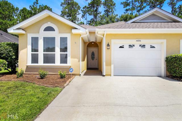 605 Eagle Blvd, Kingsland, GA 31548 (MLS #8614743) :: Rettro Group