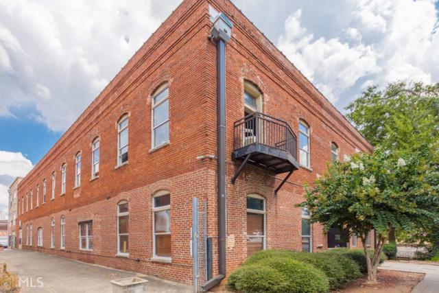 350 Peters St #14, Atlanta, GA 30313 (MLS #8615565) :: Rettro Group