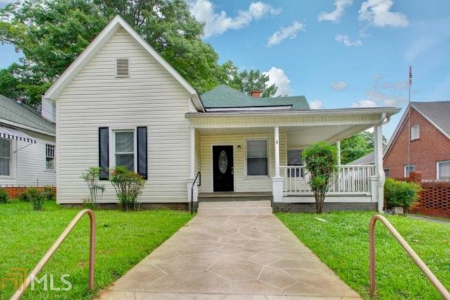 57 Clark St, Newnan, GA 30263 (MLS #8616237) :: The Heyl Group at Keller Williams