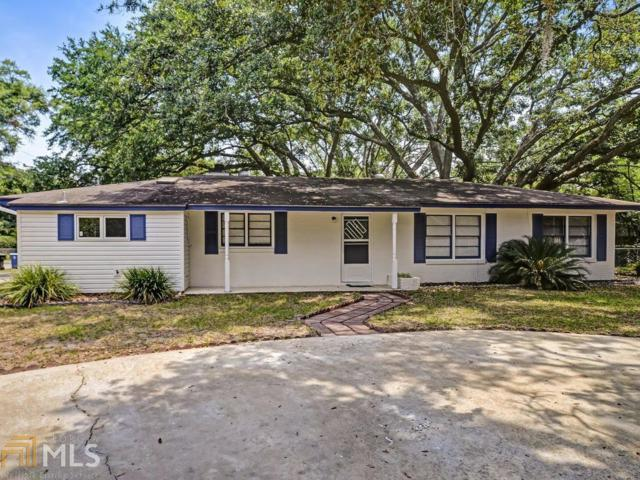 100 Riverview Dr, St. Simons, GA 31522 (MLS #8616382) :: The Heyl Group at Keller Williams