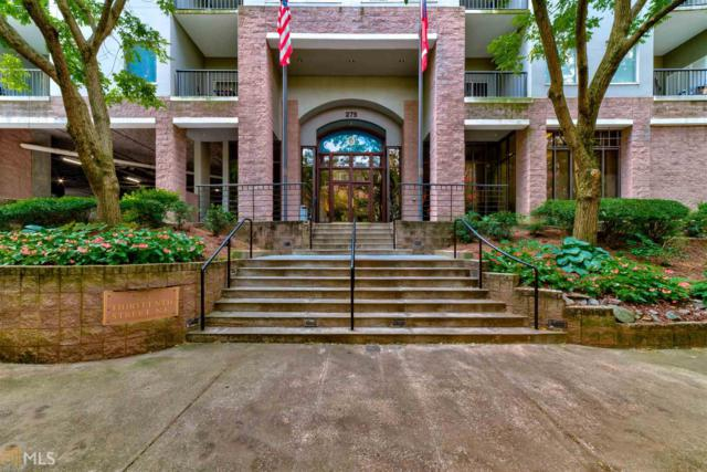 275 13th St #307, Atlanta, GA 30309 (MLS #8616398) :: Rettro Group