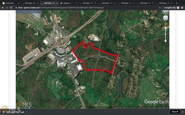 125 Industrial Park Blvd, Commerce, GA 30529 (MLS #8617687) :: The Heyl Group at Keller Williams