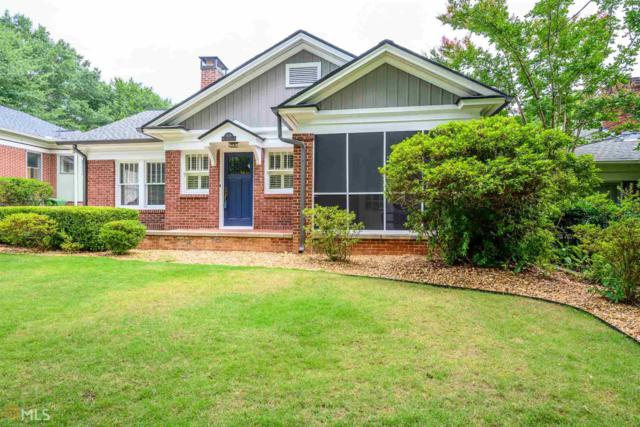 1820 Mclendon, Atlanta, GA 30307 (MLS #8617813) :: Rettro Group