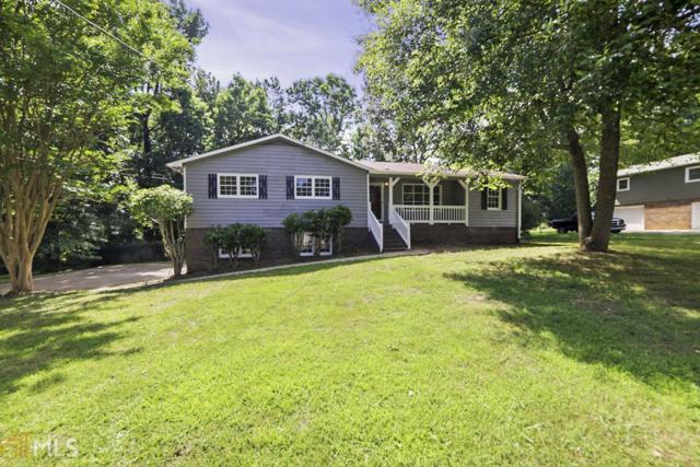 150 Sequoyah Cir, Canton, GA 30115 (MLS #8618318) :: Rettro Group
