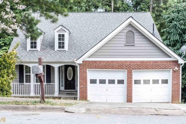 6850 Magnolia Pk Ln #9, Norcross, GA 30093 (MLS #8618553) :: Buffington Real Estate Group