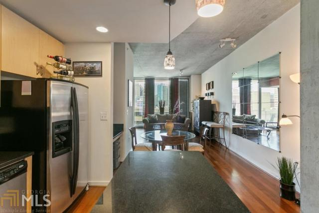 860 Peachtree St #903, Atlanta, GA 30308 (MLS #8619019) :: Rettro Group
