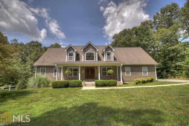 1691 Johnson Mill Rd, Ellijay, GA 30536 (MLS #8619188) :: Team Cozart