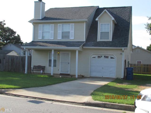 295 Marsh Glen Dr #12, Jonesboro, GA 30238 (MLS #8619265) :: Athens Georgia Homes