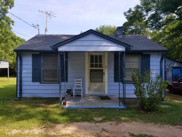 81 Williams St, Hartwell, GA 30643 (MLS #8619330) :: The Stadler Group
