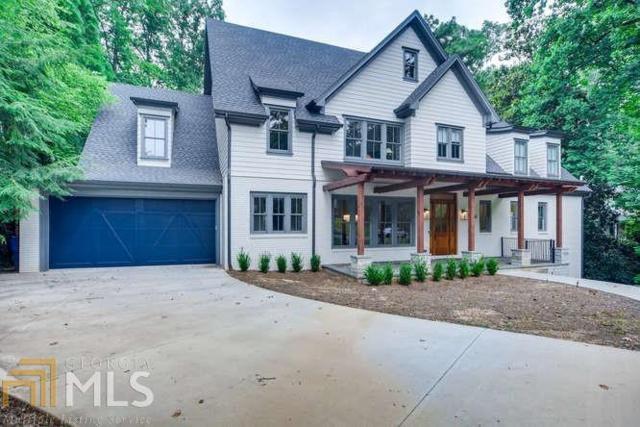 1030 Angelo Ct, Brookhaven, GA 30319 (MLS #8619560) :: HergGroup Atlanta