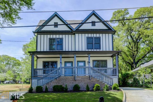 951 Fern Ave B, Atlanta, GA 30315 (MLS #8620154) :: The Heyl Group at Keller Williams