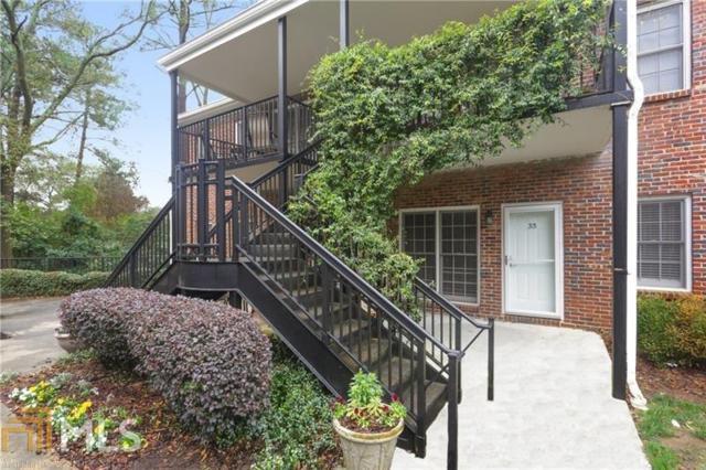 3675 Peachtree Rd #33, Atlanta, GA 30319 (MLS #8620221) :: Rettro Group