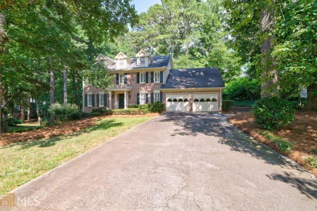 3574 Turtle Cove Ct, Marietta, GA 30067 (MLS #8620476) :: Rettro Group