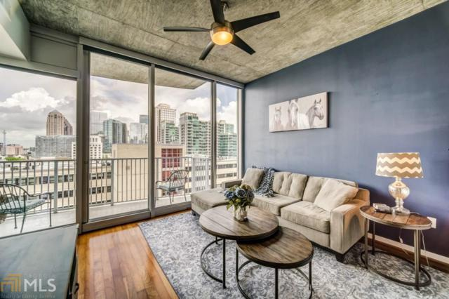 860 Peachtree St #1011, Atlanta, GA 30308 (MLS #8620477) :: Rettro Group