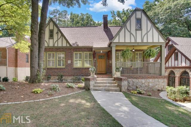 512 Lakeshore Dr, Atlanta, GA 30307 (MLS #8620681) :: Rettro Group