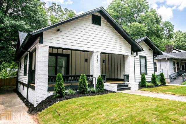 906 Westmont Rd, Atlanta, GA 30311 (MLS #8620753) :: The Heyl Group at Keller Williams
