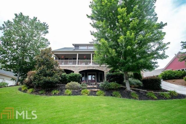 506 Crested Hawk Ridge, Canton, GA 30114 (MLS #8620937) :: The Durham Team