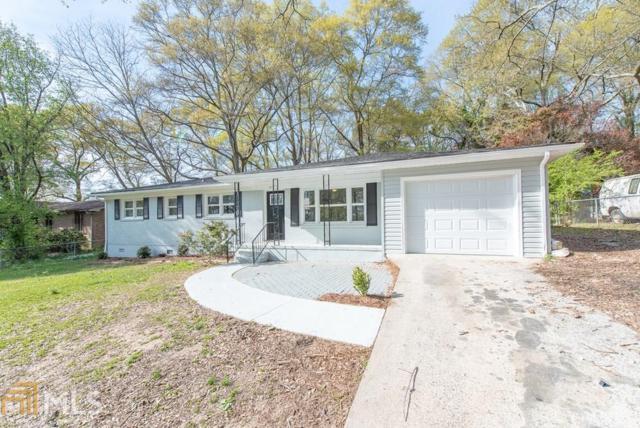 109 Perry St, Cedartown, GA 30125 (MLS #8620995) :: Athens Georgia Homes