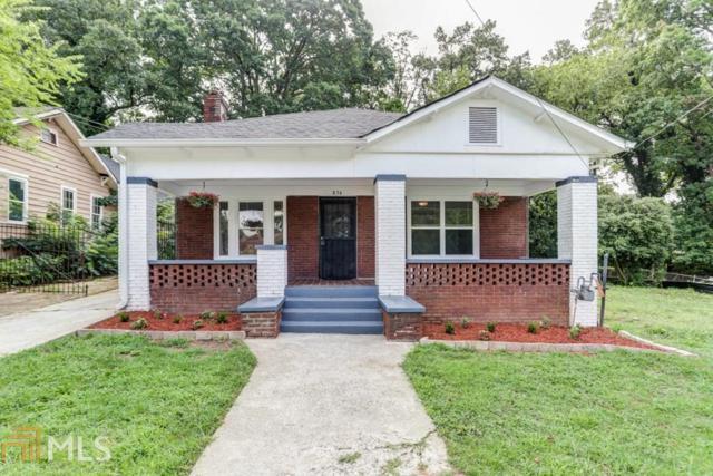 836 Westmont Rd, Atlanta, GA 30311 (MLS #8621160) :: The Heyl Group at Keller Williams