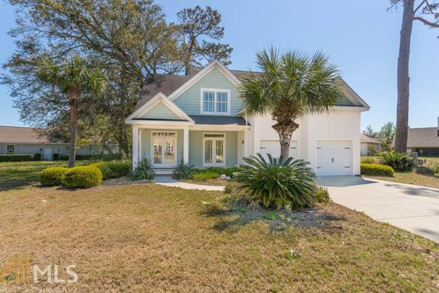 135 Country Club Dr, St. Simons, GA 31522 (MLS #8621161) :: The Heyl Group at Keller Williams