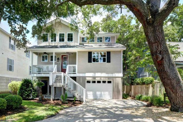 1067 College, St. Simons, GA 31522 (MLS #8621462) :: The Heyl Group at Keller Williams
