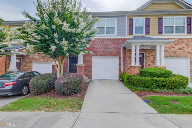 774 Arbor Gate Ln, Lawrenceville, GA 30044 (MLS #8621699) :: The Heyl Group at Keller Williams