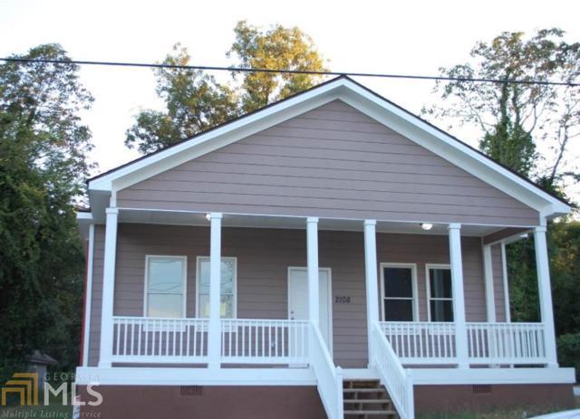 2108 Third Ave, Macon, GA 31204 (MLS #8621756) :: The Heyl Group at Keller Williams