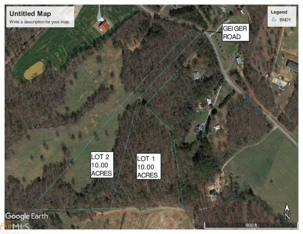 0 Geiger Rd #2, Jefferson, GA 30549 (MLS #8621818) :: Buffington Real Estate Group