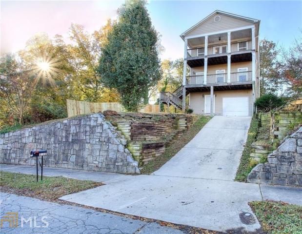 1982 Tiger Flowers Dr, Atlanta, GA 30314 (MLS #8621832) :: Buffington Real Estate Group