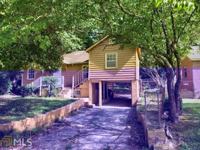 2054 Bethel Dr, Atlanta, GA 30314 (MLS #8621958) :: Buffington Real Estate Group
