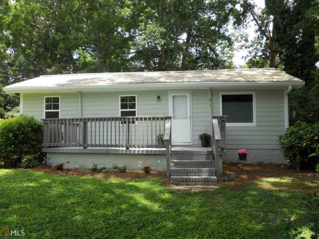 617 Iris Rd, Pine Lake, GA 30072 (MLS #8622134) :: Team Cozart