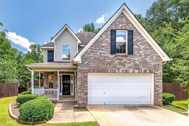 1910 Neighborhood Walk, Mcdonough, GA 30252 (MLS #8622254) :: The Heyl Group at Keller Williams