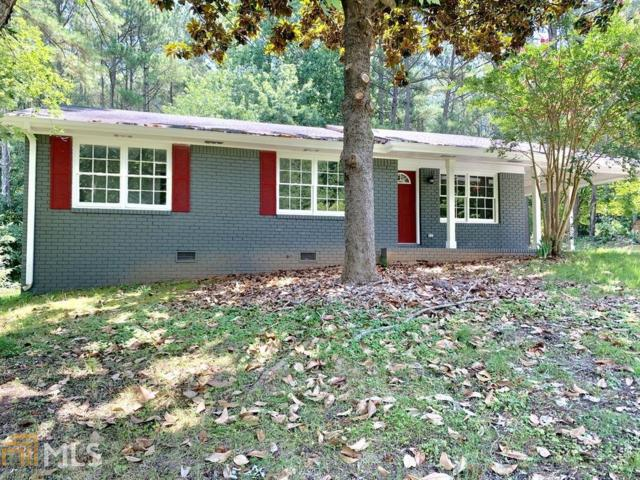 121 Pine Forest Dr, Dallas, GA 30157 (MLS #8622286) :: The Heyl Group at Keller Williams