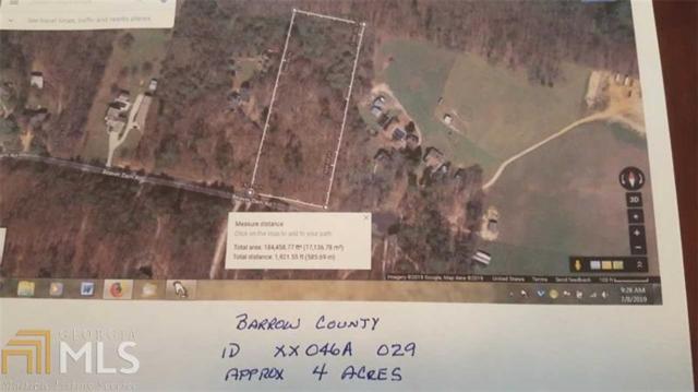 0 Beaver Dam Rd, Hoschton, GA 30548 (MLS #8622334) :: Anita Stephens Realty Group