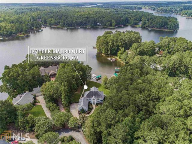 1021 Elk River Ct, Greensboro, GA 30642 (MLS #8622336) :: The Durham Team