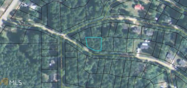 0 Chickasaw Ln. Lots 160 & 161, Jackson, GA 30233 (MLS #8622408) :: The Stadler Group