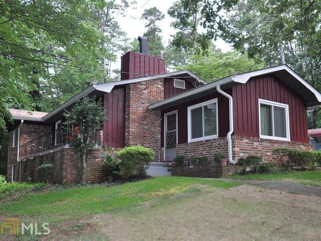 4258 Central Dr, Stone Mountain, GA 30083 (MLS #8622675) :: Buffington Real Estate Group