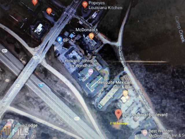 825 Industrial Blvd, Mcdonough, GA 30253 (MLS #8622704) :: The Stadler Group