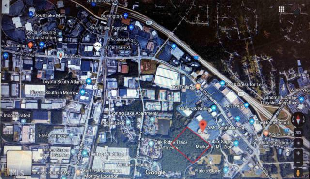 0 Mt Zion Circle, Morrow, GA 30260 (MLS #8622711) :: The Stadler Group