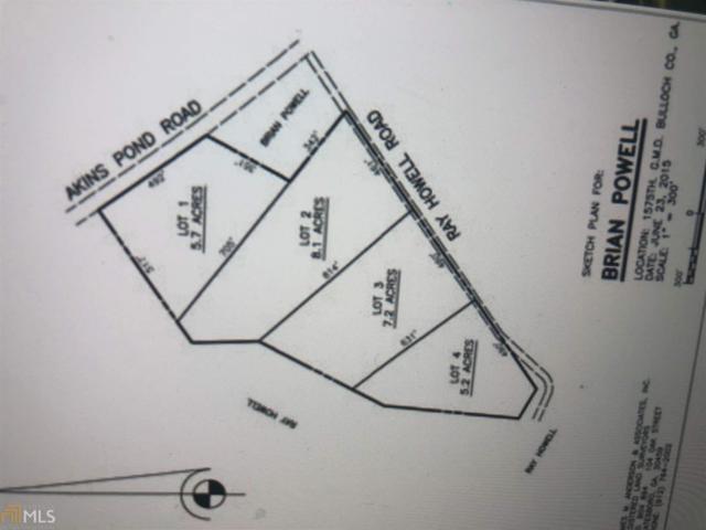 200 Ray Howell Ln #4, Statesboro, GA 30461 (MLS #8623088) :: Buffington Real Estate Group